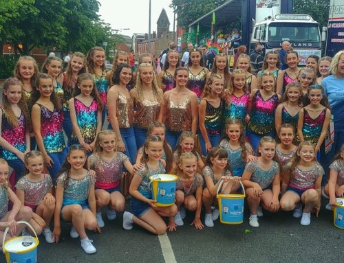Leyland Festival…A Rainy Day!